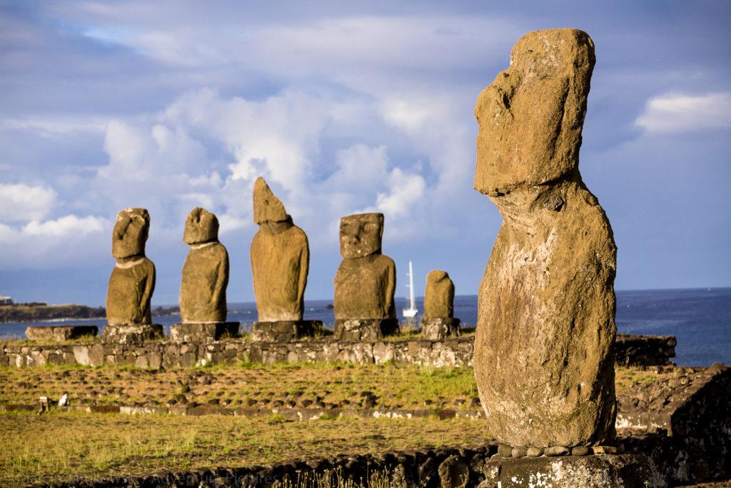 Wyspa Wielkanocna - wyprawa jaskinie Rapa Nui